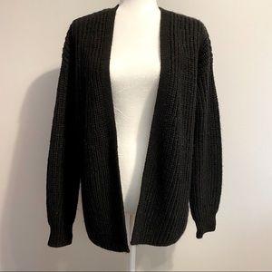 Gap black cardigan